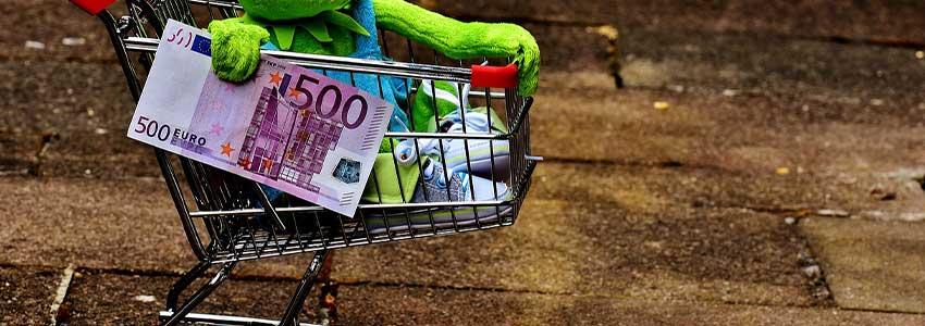 広告予算の削減